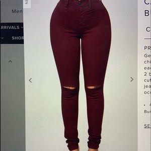 FashionNova pants